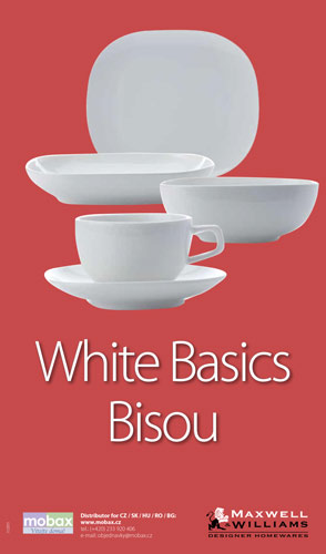 White Basic Bisou