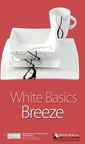 White Basic Breeze