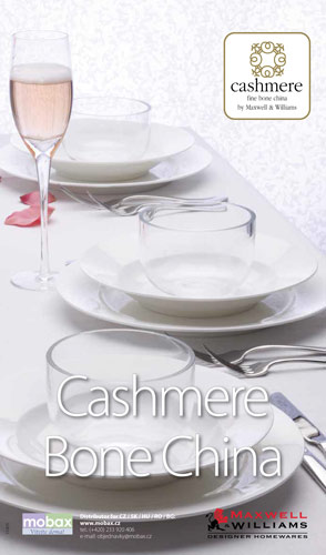 Cashmere Bone China