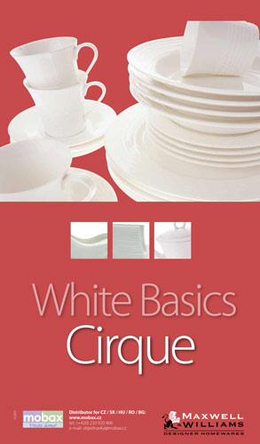 White Basic Cirque